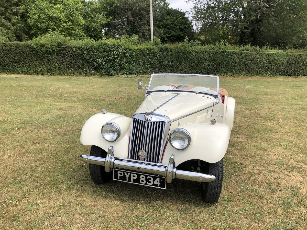 1955 MG TF For Sale (picture 12 of 22)