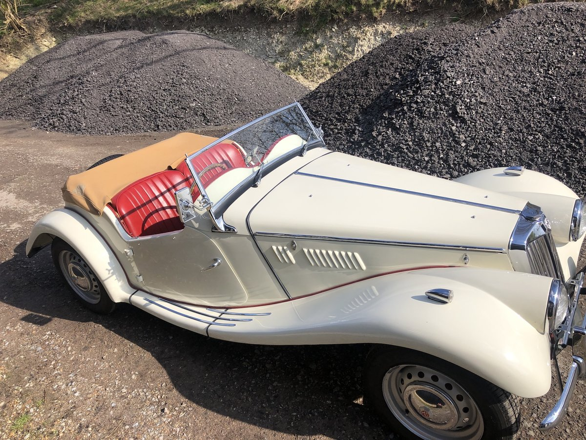 1955 MG TF For Sale (picture 17 of 22)