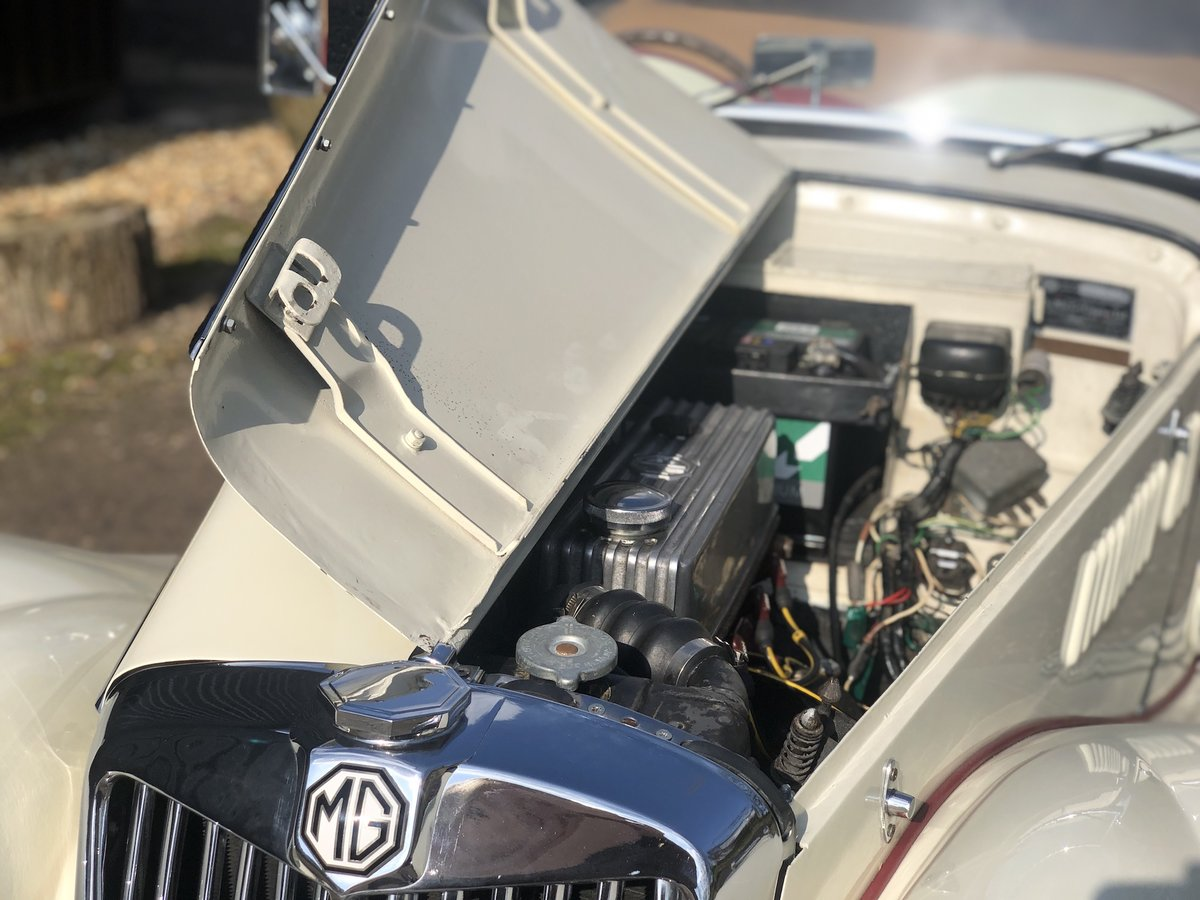 1955 MG TF For Sale (picture 21 of 22)