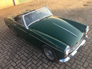 Picture of 1966 MG Midget Mk2 LHD SOLD
