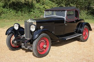 1929 MG 18-80 Six-Cylinder 2468cc OHC For Sale