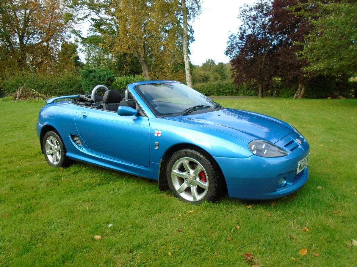 Superb 2005 MGTF For Sale (picture 1 of 6)