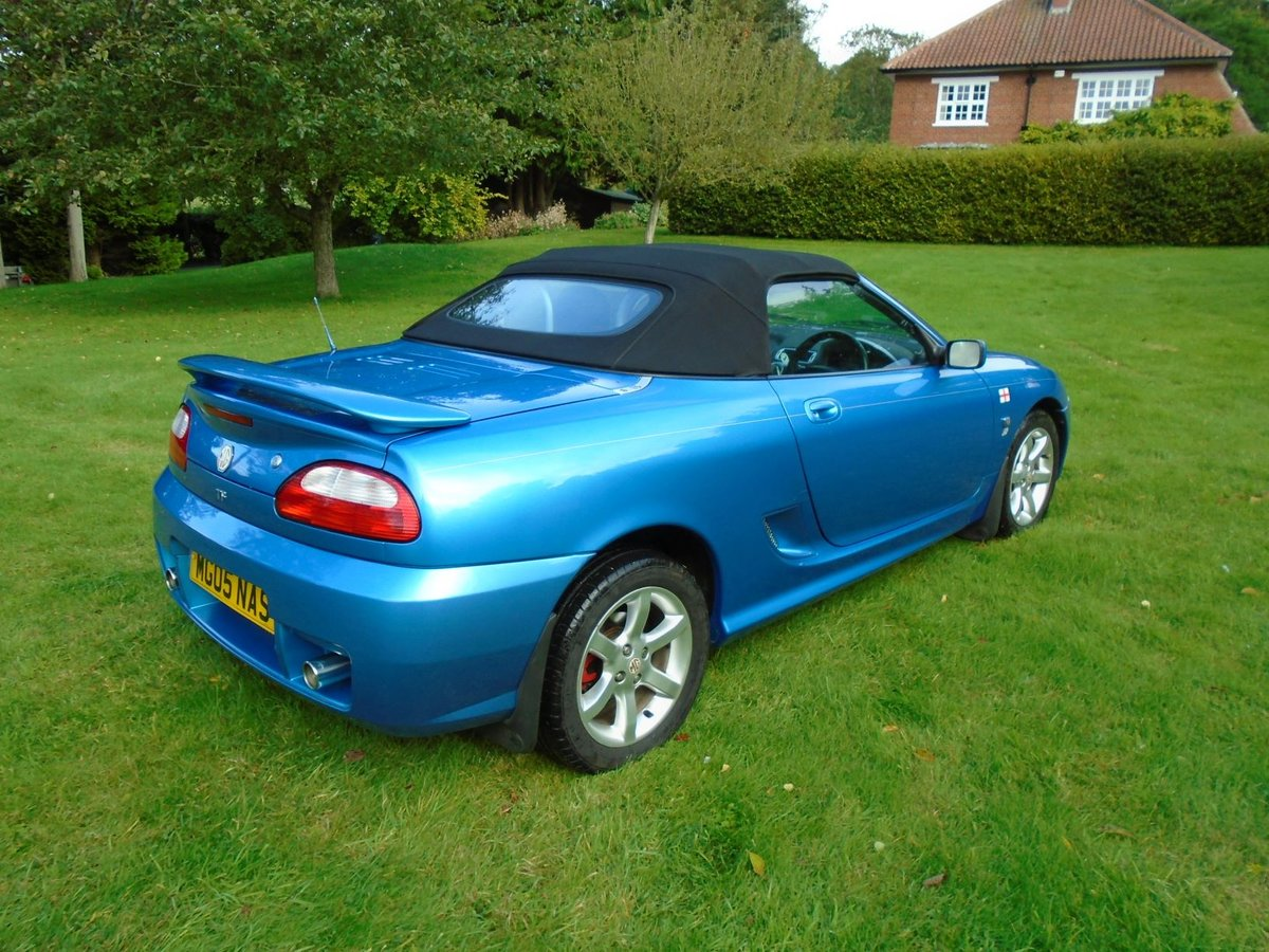 Superb 2005 MGTF For Sale (picture 3 of 6)