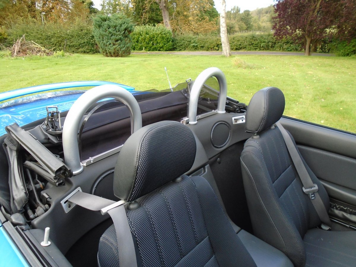 Superb 2005 MGTF For Sale (picture 4 of 6)