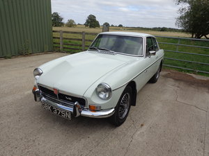 A FULLY RESTORED MGB GT V8 IN EXCELLENT CONDITION!