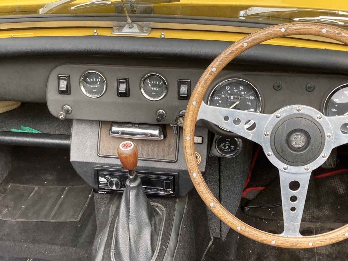 1982 MG Midget 1500 For Sale (picture 3 of 6)