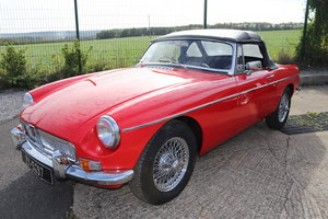 Picture of 1968 MGB HERITAGE SHELL, MK2 spec. For Sale