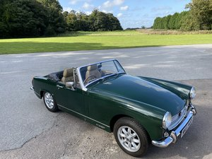 1976 Mg Midget Fully Restored to a very high standard