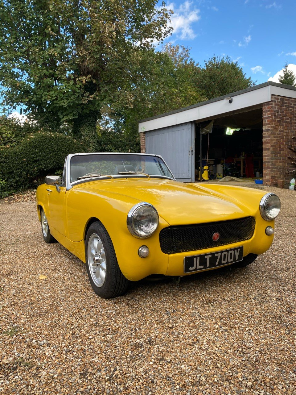 1979 MG Midget  1500 SOLD (picture 1 of 5)