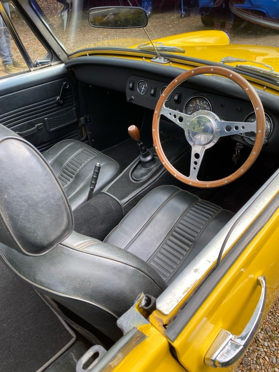 1979 MG Midget  1500 SOLD (picture 5 of 5)