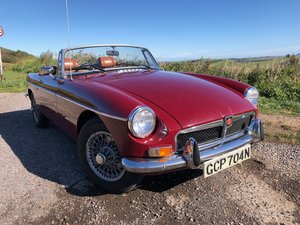 Picture of 1974 MGB Roadster For Sale