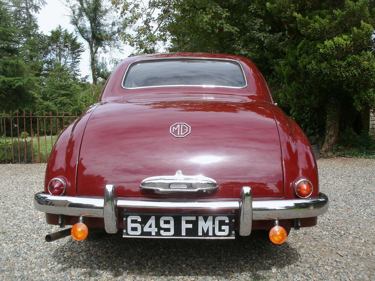 1955 MG Magnette ZA For Sale (picture 3 of 6)