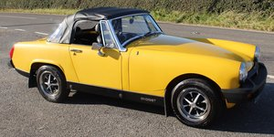 Picture of 1979 MG Midget 1500 Excellent condition Extensive History SOLD