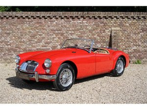Picture of 1960 MG A 1600 Fully restored condition For Sale