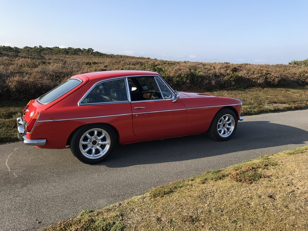 1972 MGB GT. Well maintained and looked after Jersey car For Sale (picture 2 of 6)