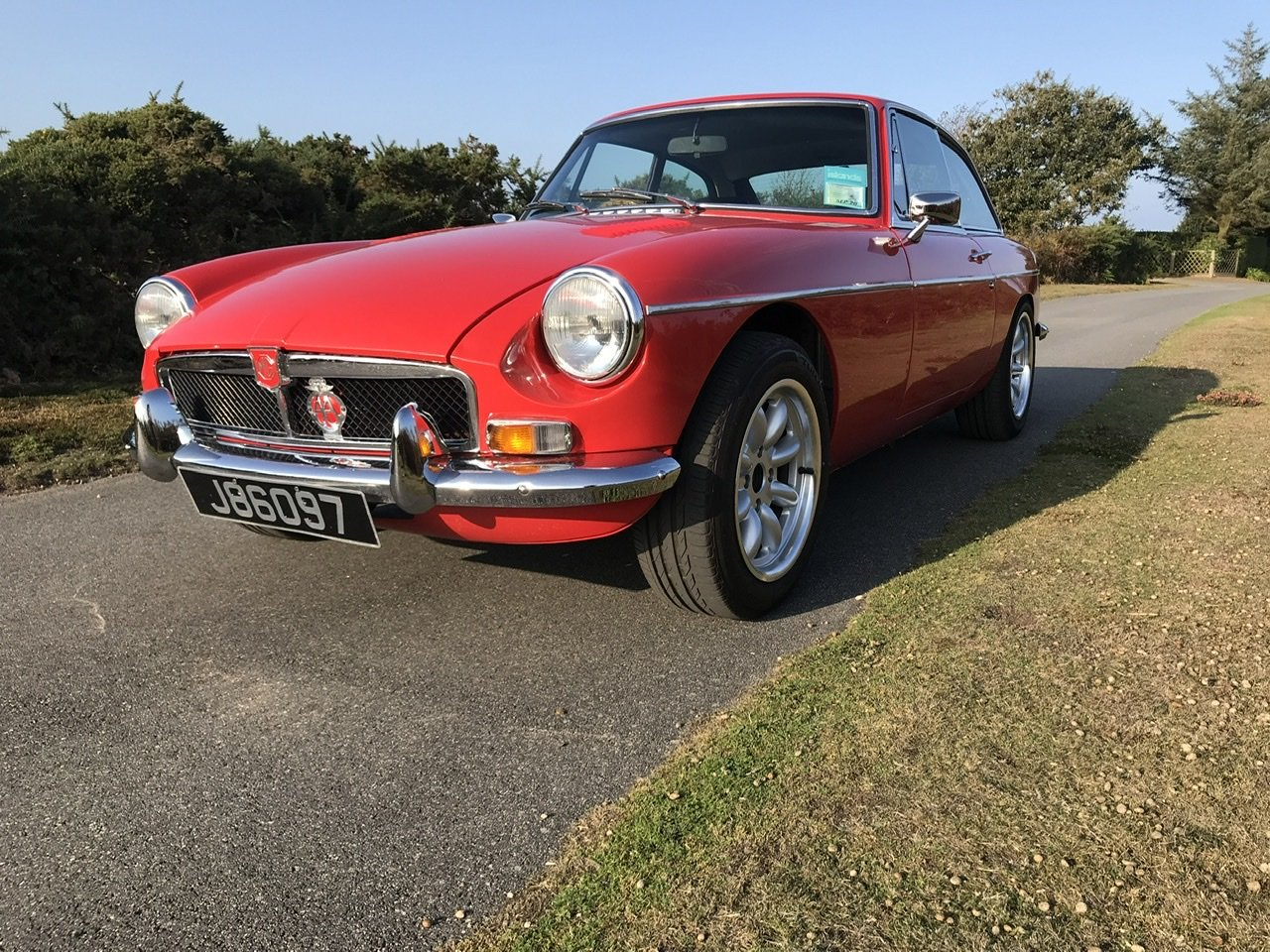 1972 MGB GT. Well maintained and looked after Jersey car For Sale (picture 5 of 6)