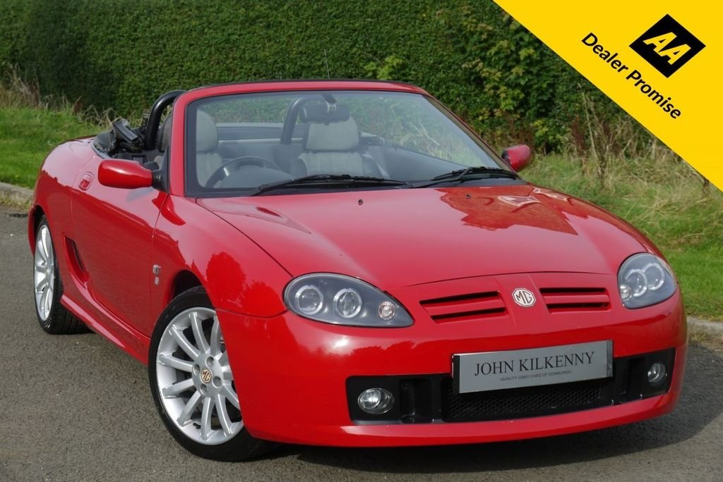 2003 **VERY RARE** MG TF 1.8 VVC 160 **HARDTOP** CLEAN* For Sale (picture 1 of 6)