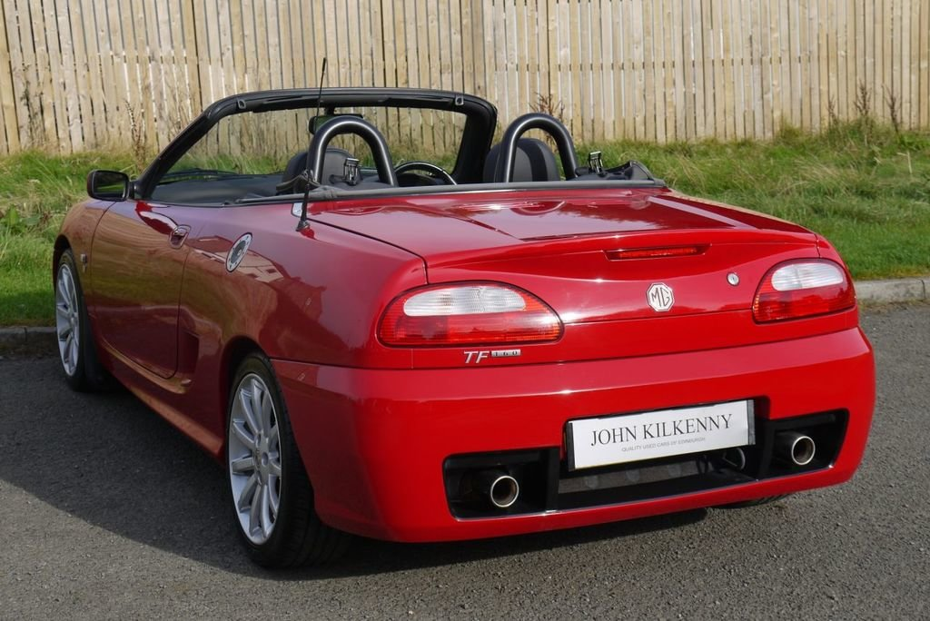 2003 **VERY RARE** MG TF 1.8 VVC 160 **HARDTOP** CLEAN* For Sale (picture 3 of 6)