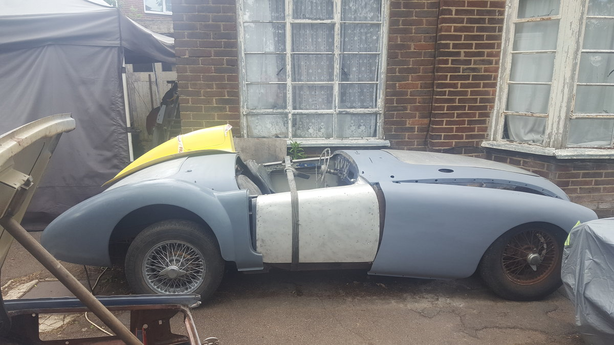 1956 MGA ROADSTER PROJECT For Sale (picture 6 of 6)