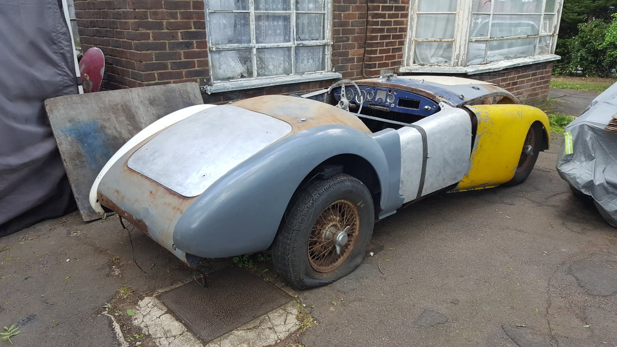 1956 MGA ROADSTER PROJECT For Sale (picture 3 of 6)