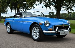 Picture of 1978 MGB 3.9 V8 ROADSTER