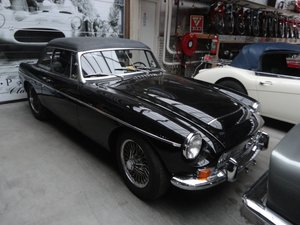 Picture of MG C convertible 6 cyl. 2900cc 1968 For Sale