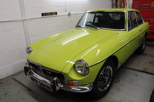 Picture of 1975 Factory Chrome MGB GT V8 For Sale