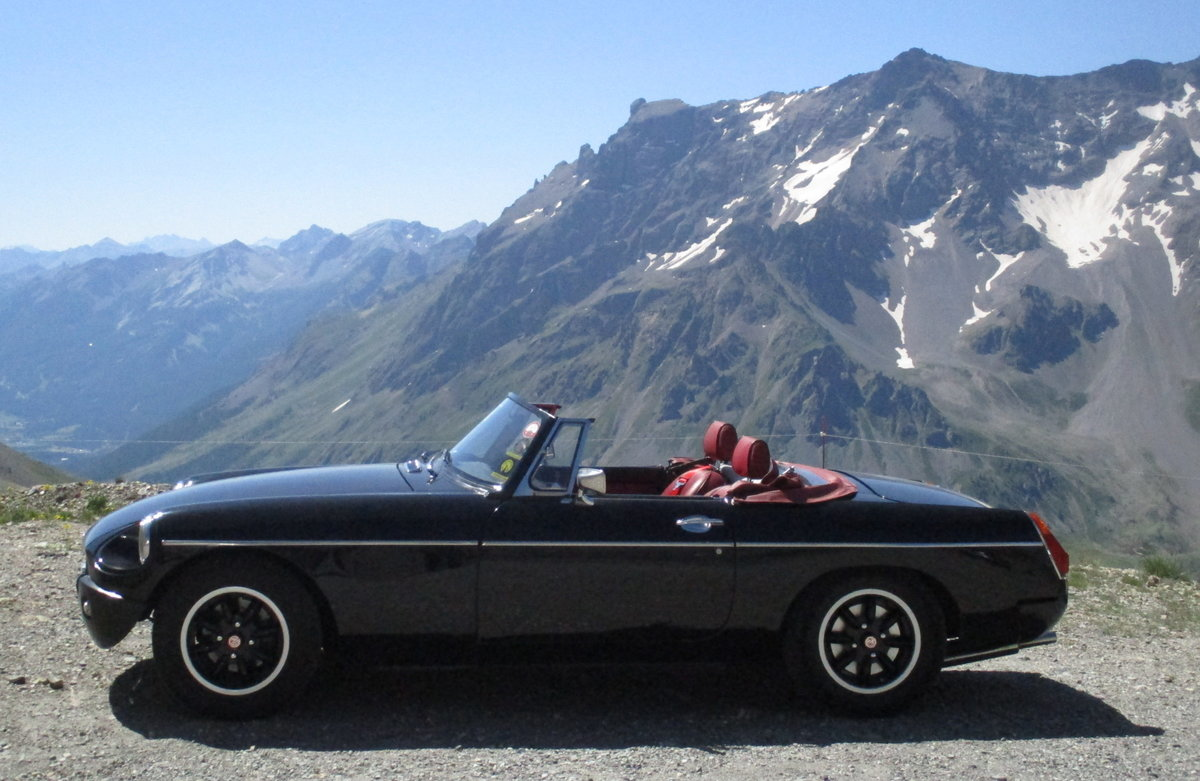1977 MGB Roadster For Sale (picture 4 of 6)