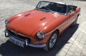 Picture of 1973 MGB V8 Roadster