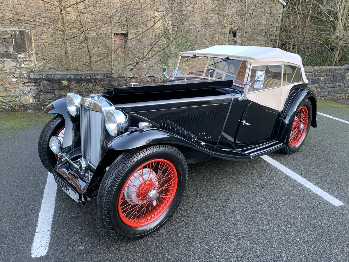 Picture of 1936 MG TA SPORTS For Sale