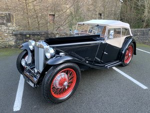 Picture of 1936 MG TA SPORTS