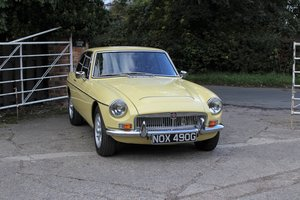 Picture of 1969 MGC GT, Restored to an exceptional standard For Sale