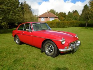 Picture of 1973 MGB GT with Overdrive SOLD