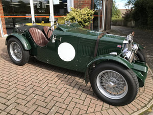"MG ""N'' MAGNETTE SUPERCHARGED K3 SPECIFICATION"