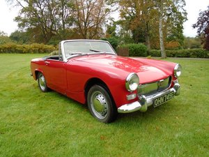Picture of 1966 MG Midget Mk II SOLD