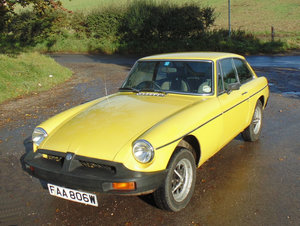 Picture of 1980 MG BGT SOLD