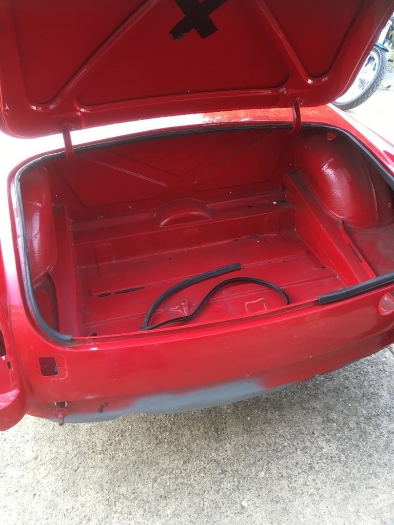 1968 MGB Roadster Shell. For Sale (picture 4 of 6)