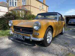 Picture of 1972 MG Midget 1275 For Sale by Auction