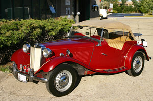 Picture of 1953 MG TD