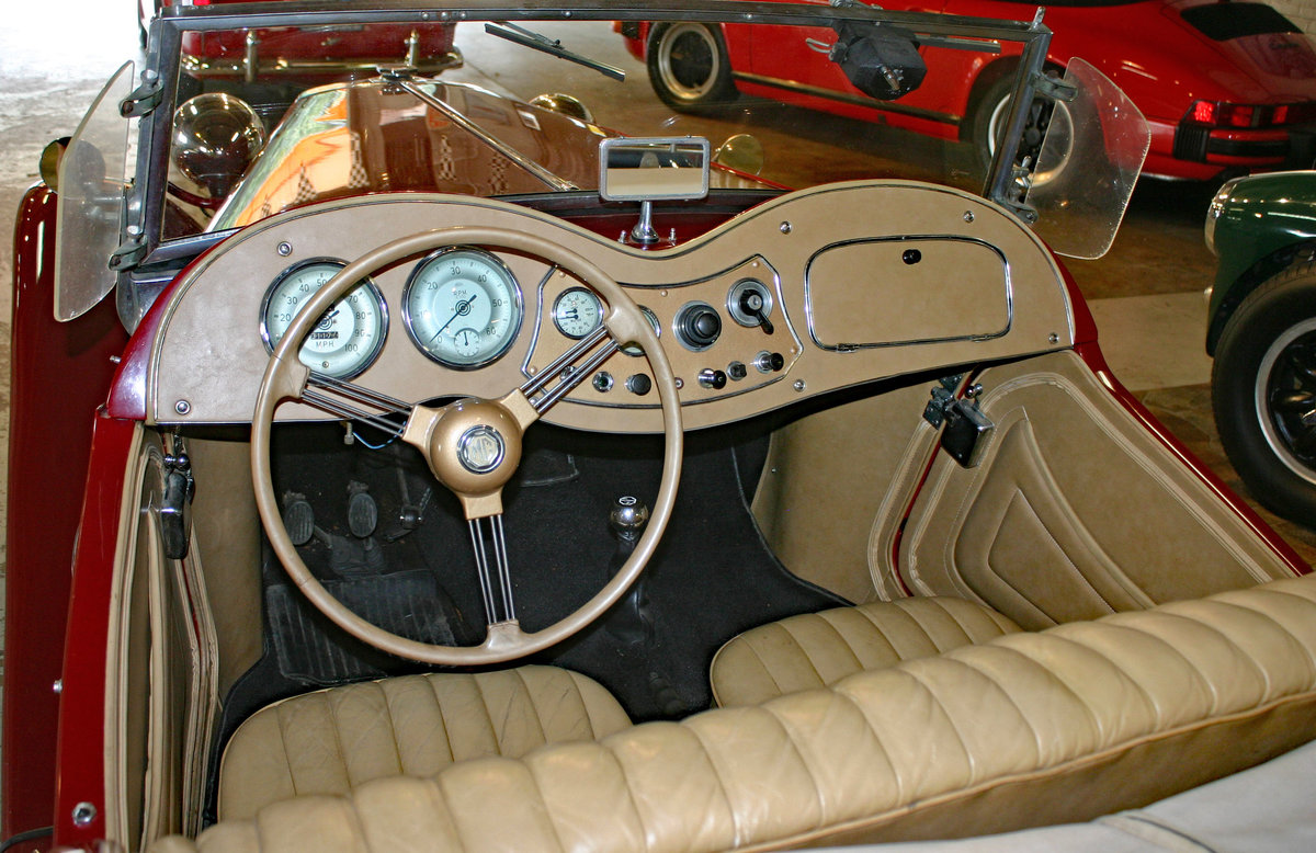 1953 MG TD SOLD (picture 6 of 6)