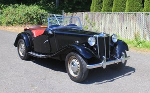 Picture of 1952 MG TD Roadster For Sale
