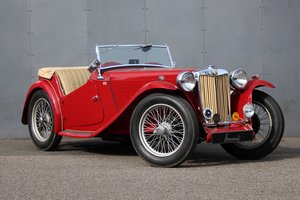 Picture of 1948 MG TC RHD For Sale