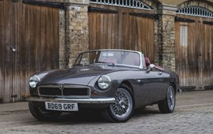 Picture of 2021 - Make it Electric with a New RBW MG B Recreation - For Sale