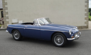 Picture of 1968 MGC ROADSTER SOLD by Auction