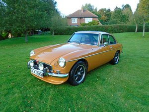 Picture of 1974 MGB GT with Overdrive SOLD