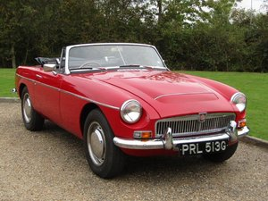 Picture of 1968 MG C Roadster at ACA 7th November  For Sale by Auction