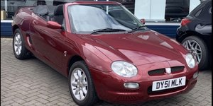Picture of 2001 Mgf