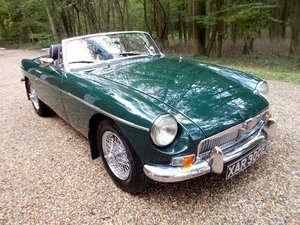Picture of MGB Roadster 1967 Heritage Shell Rebuild  For Sale