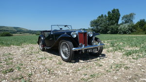 Picture of 1949 MGTC EXU For Sale