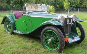 Picture of 1934 MG PA  For Sale